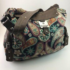 Rosetti gorgeous purse! Lots of pockets